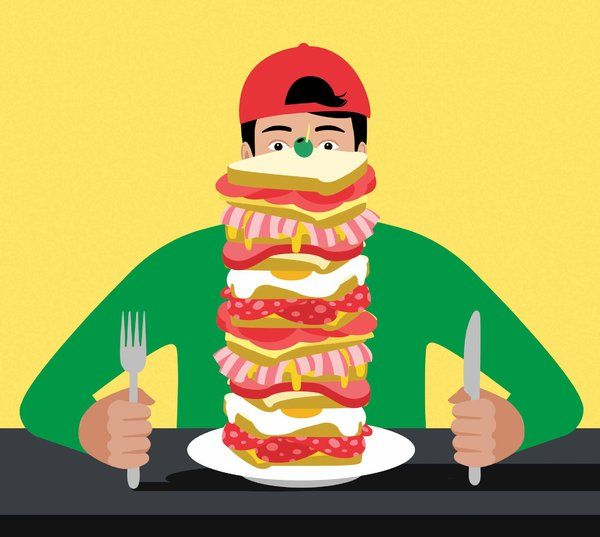 The Always Hungry Teenage Boy - NYTimes.com