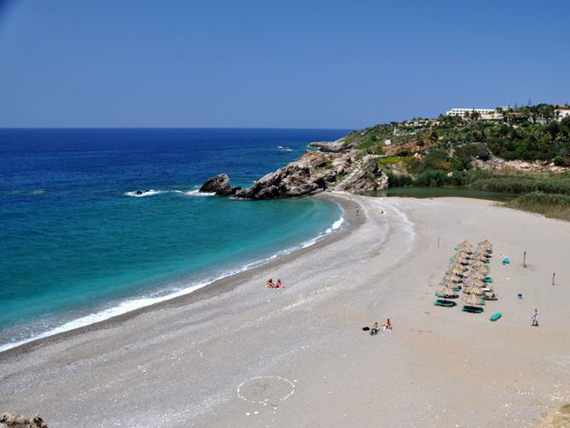 Geropotamos beach #rethymno #greece #crete #summer_in_crete #beach