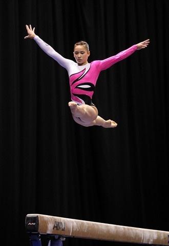 olympic trials 2012 gymnastics live meet