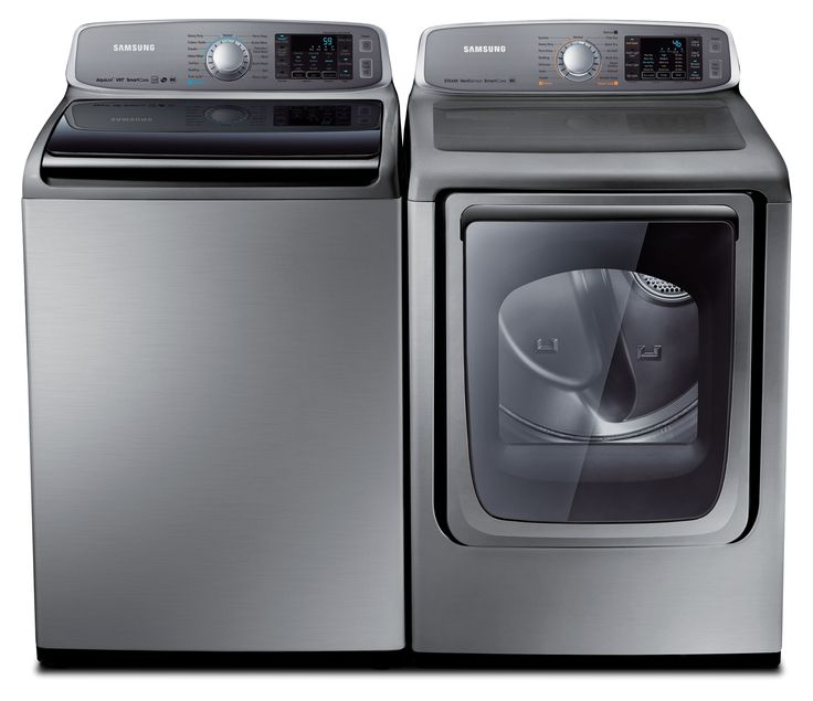 Samsung Washer & Dryer Package - Leon's