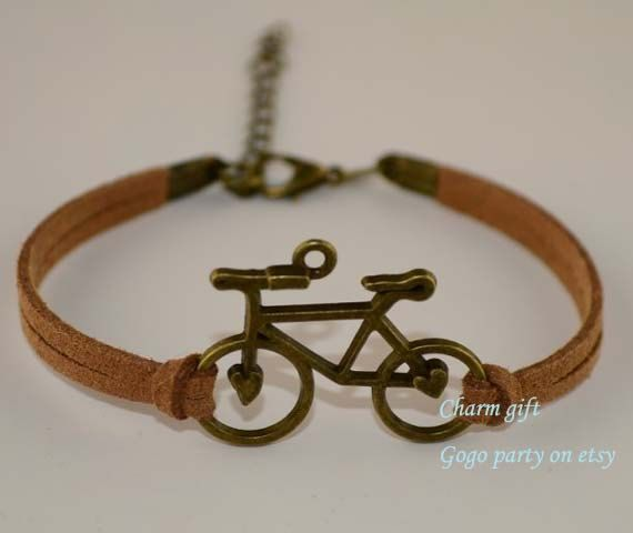 bicycleLove charm bracelets the personality charm by Gogoparty, $0.20