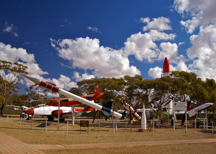 Take a look at Woomera and other sites in the Australian Outback #travel #vacation