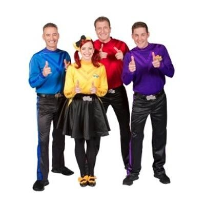 The Wiggles are Taking Off! Detroit, MI #Kids #Events