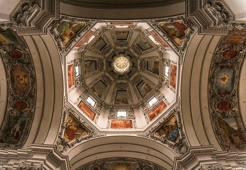 Salzburg Dom Cathedral