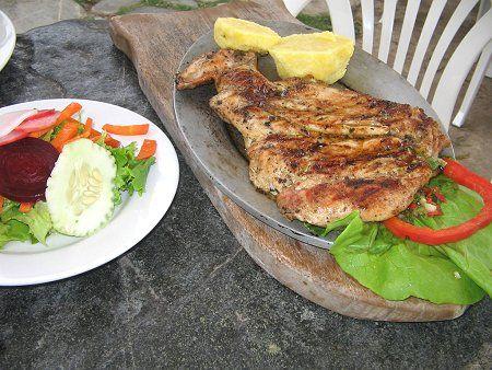 Cocinando Rápido y Facil: Como cocinar pollo a la piedra | Para ...