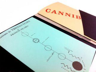 En 1920 Francis Picabia publica la revista Cannibale, con el fin de ofrecer una visión más radical del movimiento dadá tal como había expuesto en su Manifiesto caníbal publicado ese mismo año.