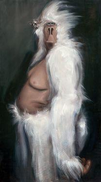 "Saatchi Art Artist Isabelle Alford-Lago; Painting, ""Stella"" #art"