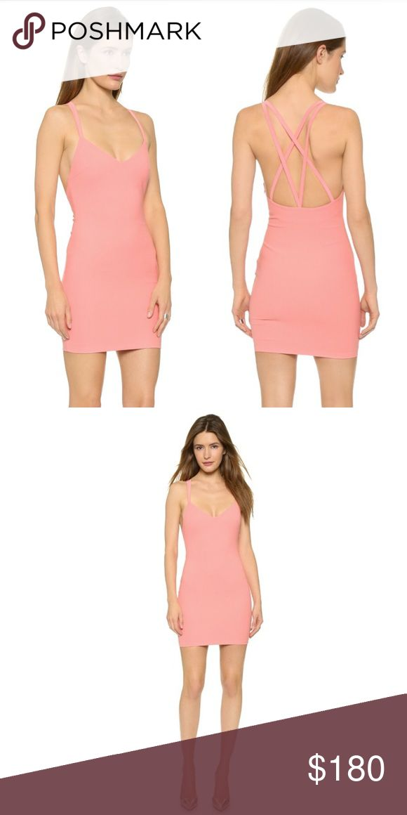 """⚡️24 HR SALE⚡️Elizabeth and James Treyton Dress •A form fitting Elizabeth and James mini dress with crisscross straps over the open back. Hidden side zip, lined.   •Length: 33"""". Bust: 17"""".  •Fabric: Ponte knit. Shell: 54% Polyester/38% Viscose, 8% Elastane. Lining: 97% Polyester, 3% Spandex. Dry Clean.   •NO TRADES/PAYPAL/HOLDS Elizabeth and James Dresses Mini"""