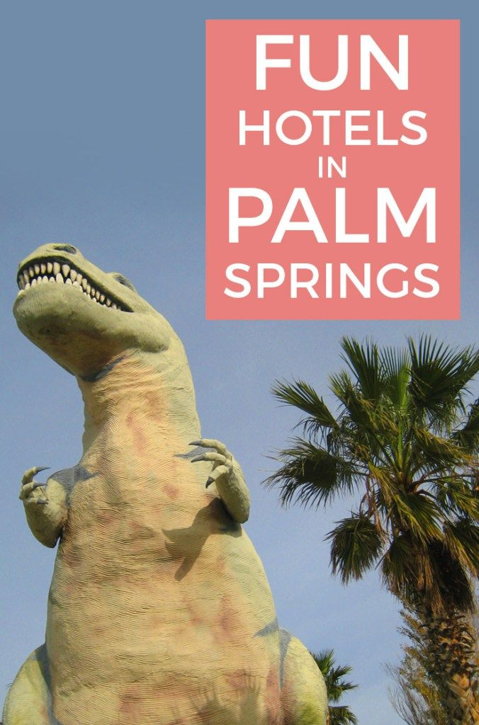 Fun hotels in Palm Springs for adults plus unique places to stay in Palm Springs : Find the best places to stay in Palm Springs California and check out our mini Palm Springs city guide #palmsprings #weekendgetaways #california