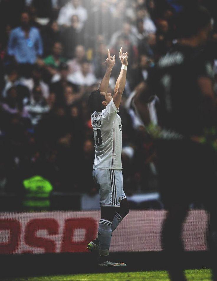Chicharito Javier Hernández - Real Madrid vs Atlético de Madrid