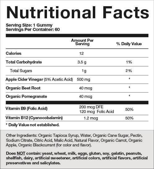 Goli | Apple Cider Vinegar Gummies by Goli Nutrition