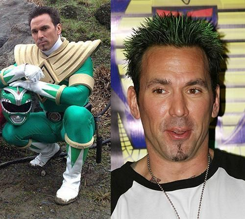 The Curse Of The Power Rangers Cast