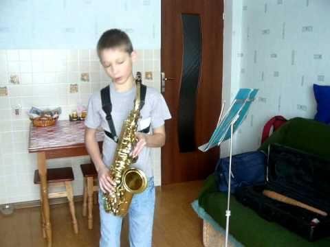 обучающее видео игры на саксофоне 2