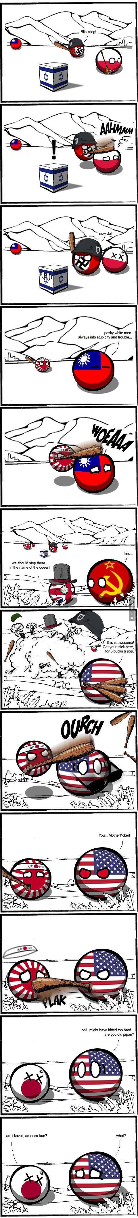 yep...World War II