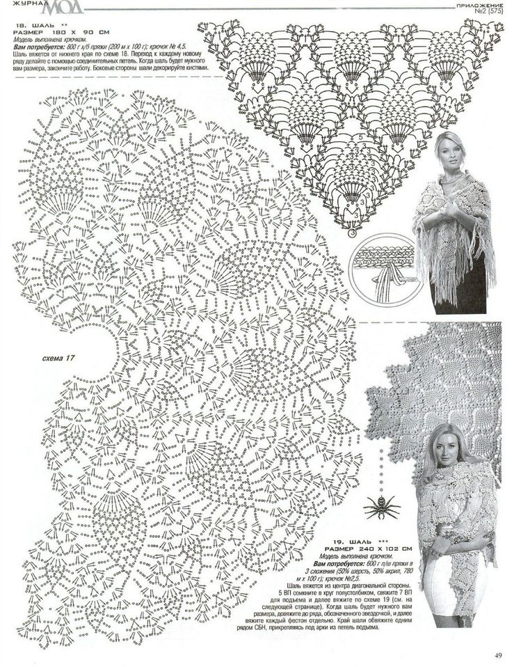 crochet so beauty pineapple shawls | make handmade, crochet, craft
