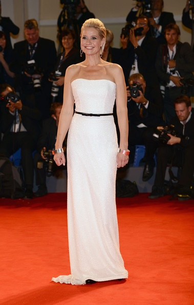 "Trine Dyrholm - ""Love Is All You Need"" Premiere - The 69th Venice Film Festival"