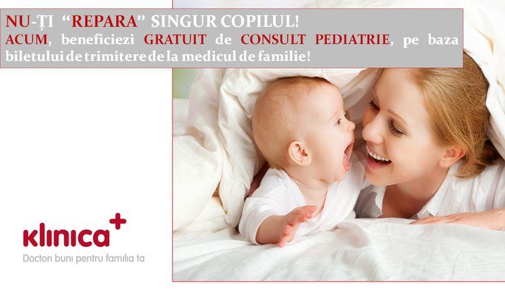 Afla de ce ai nevoie de sfatul medicului pediatru, aici: http://lnkd.in/dRgwm4w