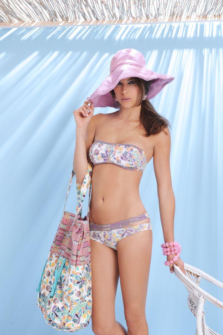 #AllOffbeachwear #mediterraneo #bikini  #summer #collection #2015