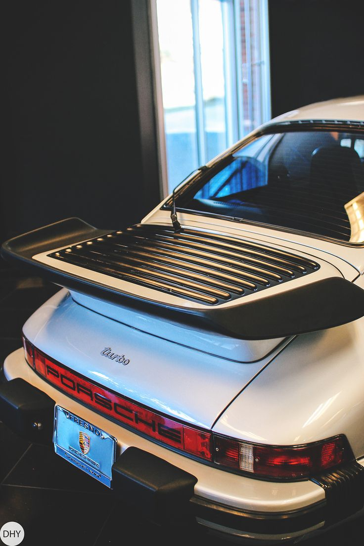 dhylife: Porsche 930 Turbo by DHY Photography | Facebook