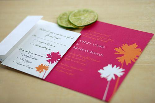 modernbrideguide modern wedding invitations