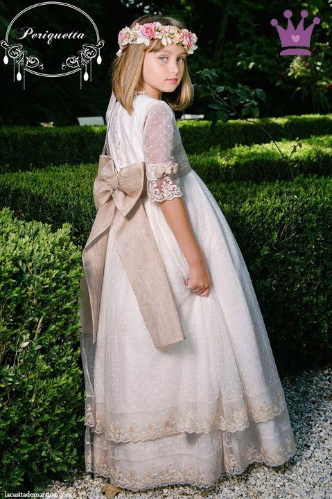 ♥ Novedades trajes de COMUNIÓN 2015 de la firma PERIQUETTA ♥ Blog de Moda Infantil : ♥ La casita de Martina ♥ Blog de Moda Infantil, Moda Bebé, Moda Premamá & Fashion Moms
