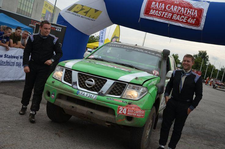 Remigiusz Klein, Tomasz Piec, Nissan Navara Green T2