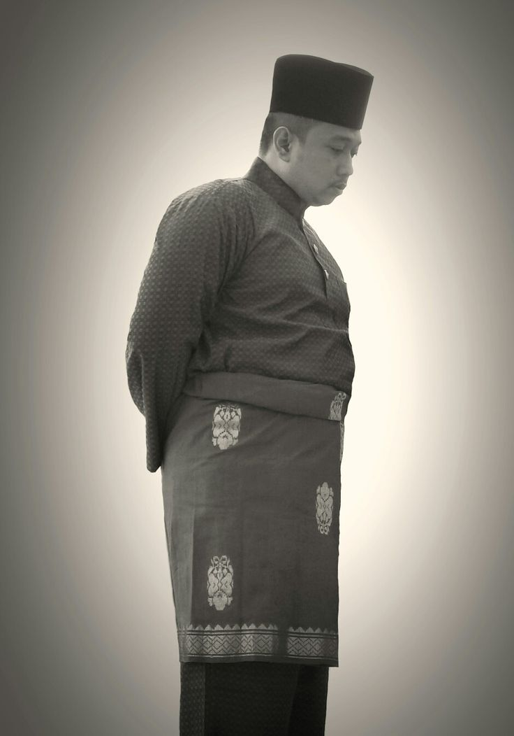 Baju Melayu Telok Belanga Pontianak