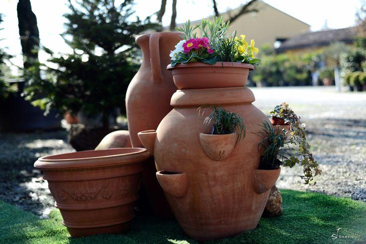 Stile Italiano #Terracotta #Fatta a #mano un #oggetto per #sempre