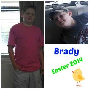Brady Easter 2014