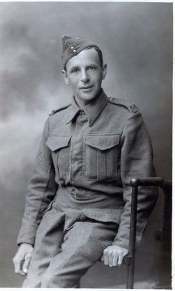 Griffith Thomas Ackers R.W.F  likely to be HOME GUARD.
