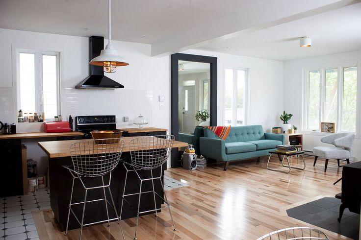 Regardez ce logement incroyable sur Airbnb : Grande maison confortable - maisons à louer à Québec