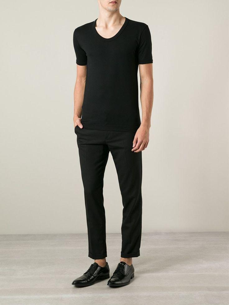 Dolce & Gabbana Classic T-shirt - Italiani - Farfetch.com
