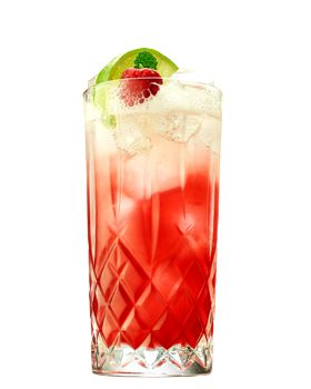 Flora Dora Gin Cocktail recipe - Hendrick's Gin  2 parts Hendrick's 1 part fresh lime juice 1/2 part raspberry syrup top with ginger beer over ice in a highball glass