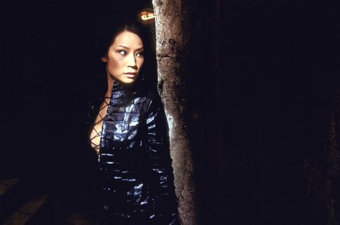 Lucy Liu in Charlie's Angels: Full Throttle (2003)