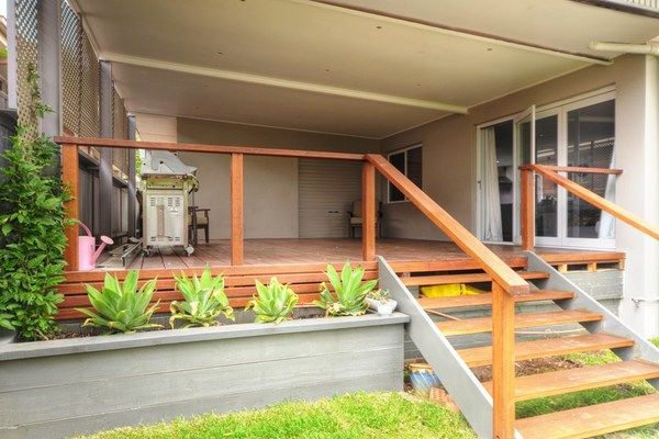 Baulkham Hills Entertaining Space Renovation - Deck & Living Room