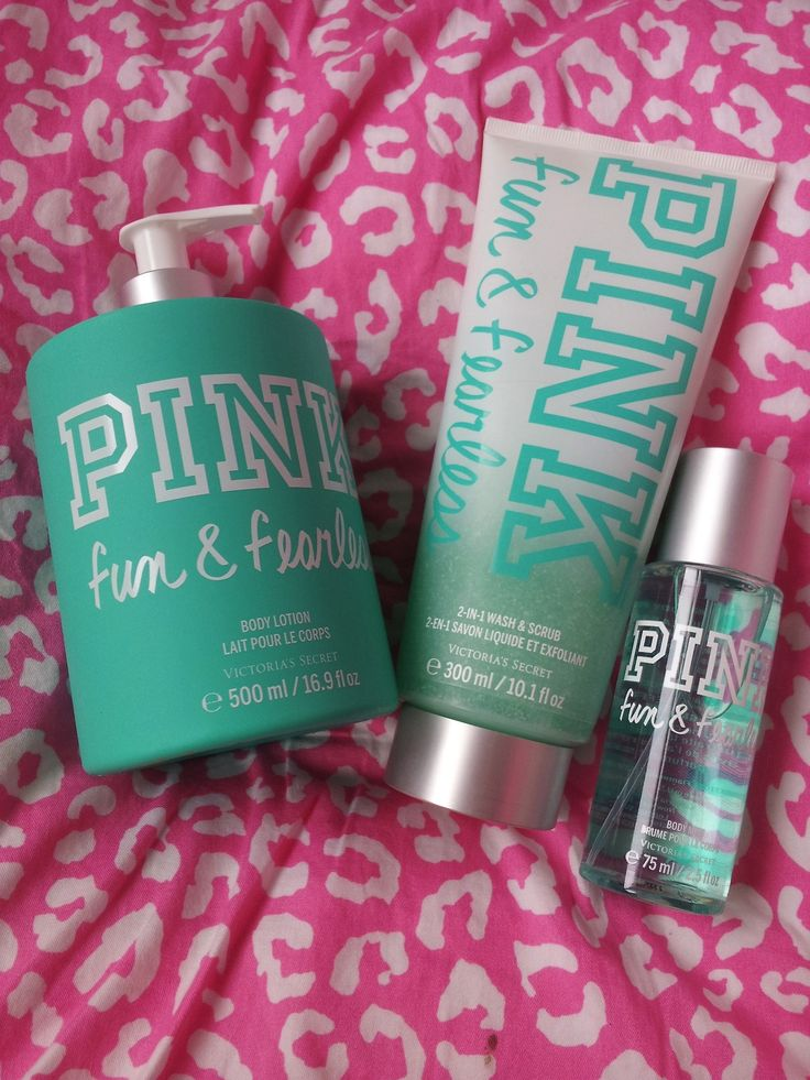 Victoria's Secret Lotions and Sprays