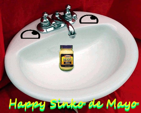 a Happy Sinko De Mayo
