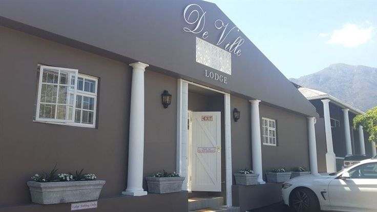 De Ville Lodge - De Ville Lodge is situated in the stunning wine-valley of Franschhoek.The accommodation caters to both the leisure and business traveller, with four king rooms, three queen rooms and one family suite. ... #weekendgetaways #franschhoek #winelands #southafrica