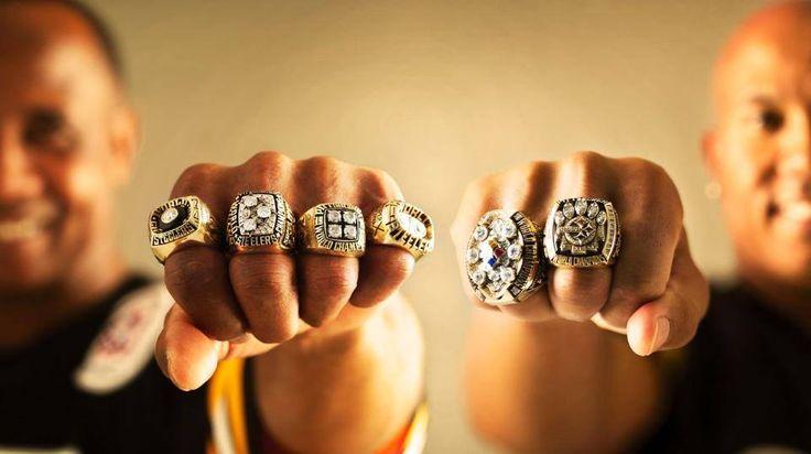 Steelers Rings