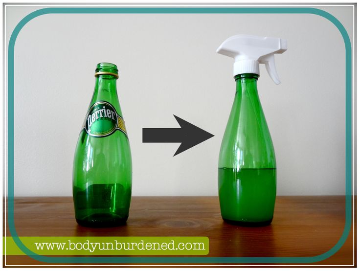 Body Unburdened | DIY glass spray-bottle for all of your natural DIY needs | http://bodyunburdened.com