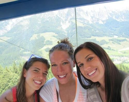 Tobin Heath And Alex Morgan Tobin heath, lauren cheney,