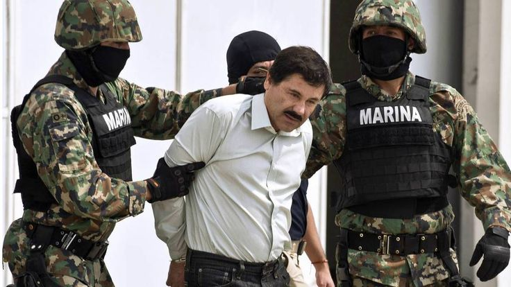 Contacting Actors & Producers About Biopic Is What Got El Chapo Rearrested | VannDigital.com