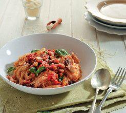 Ratatouille Spaghetti #Beef #Recipe #SouthAfrica