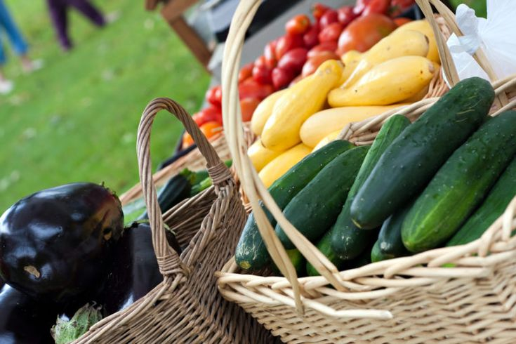 Enjoy the South Bay Farmers Markets in various locations around the South Bay area.    http://qoo.ly/m7tnw