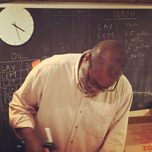 www.brooklynlimegreen.com  Put your father to work day #brooklynlimegreen #candles #wick #madeinbrooklyn