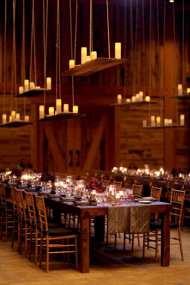 Wow...come look at the 100s of candles at Sundance Resort Wedding! http://fabyoubliss.com