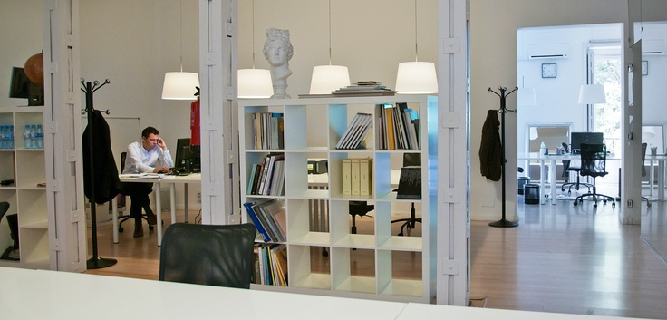 Lespace5 - A Coworking Space in Madrid