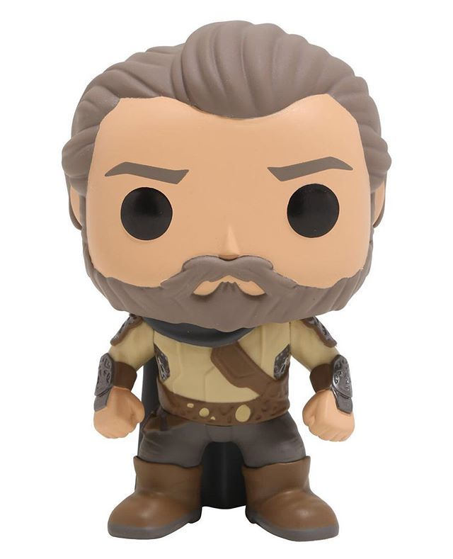 Not a screenshot, but close. Kurt Russell in human form as Ego the Living Planet @originalfunko coming your way soon.