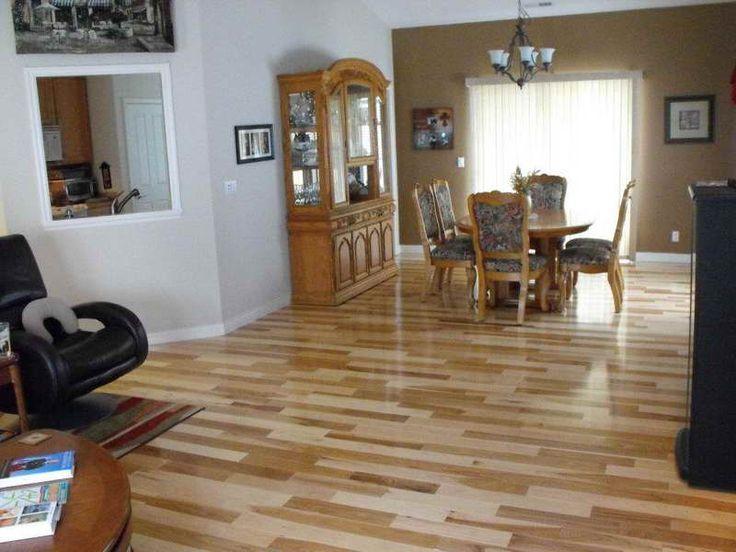 Hickory Wood Floors: Hickory Wood Floors With Cabinet – Vizimac
