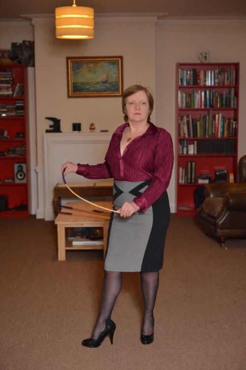 Mature Caning 82